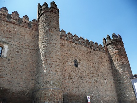 badajoz: Palace of the Dukes of Feria, Parador of Zafra, Spain