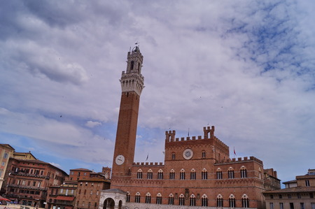 palazzo: Palazzo Pubblico, Siena, Italy