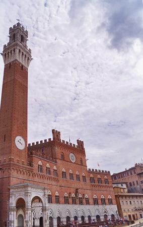 siena: Palazzo Pubblico, Siena, Italy