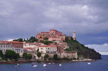 Portoferraio, Elba Island, Tuscany, Italy photo