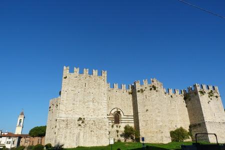 Emperors castle, Prato, Tuscany, Italy