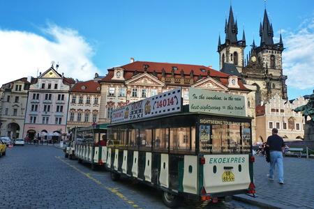 Old Town Square of Prague, Czech Republic