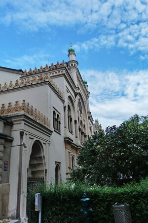 synagogue: Spanish Synagogue in Prague, Czech Republic