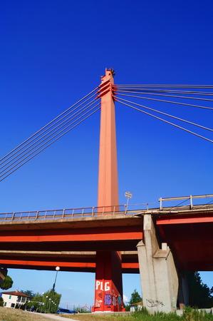 florence italy: Indiano Bridge Florence Italy