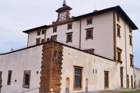 forte: Forte Belvedere Florence Italy