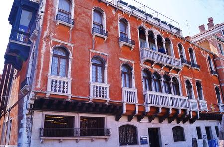 venice: Cavalli Palace, Venice, Italy