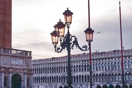 marco: San Marco square, Venice, Italy Stock Photo