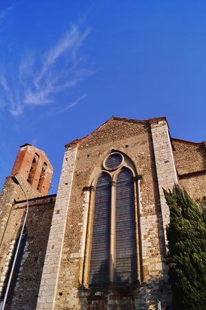 francesco: San Francesco Church, Pistoia, Tuscany, Italy