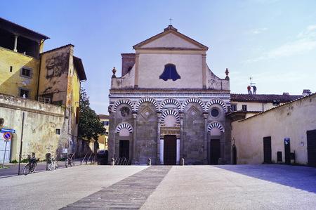 apostle: Saint Bartholomew Apostle church, Pistoia, Italy