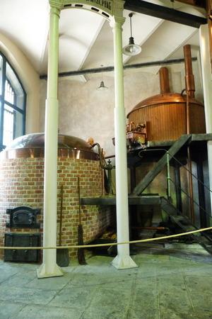 pilsner: Museum of Pilsner Urquell Brewery, Pilsen, , Czech Republic Editorial