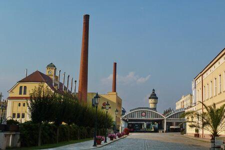 brewery: Pilsener Urquell Brewery, Czech Republic