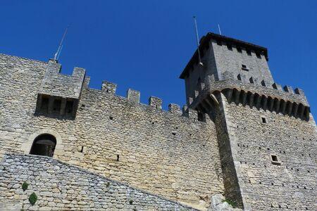 san marino: Rocca Guaita, Republic of San Marino