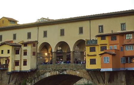 ponte: Ponte Vecchio, Florence, Tuscany, Italy
