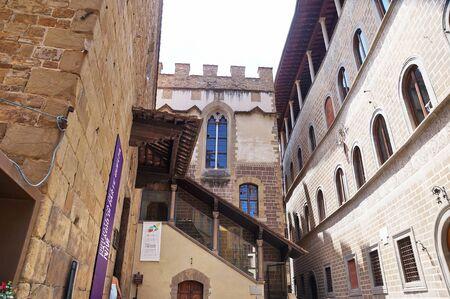 parte: Palagio di Parte Guelfa, Florence, Italy Stock Photo