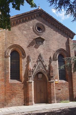 Saint Giuliano church, Ferrara, Italy