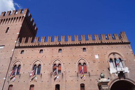 ferrara: Town hall, Ferrara, Italy