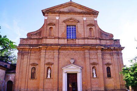 Saint Girolamo church, Ferrara, Italy