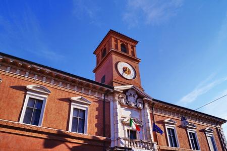 ferrara: Paradise Palace, Ferrara, Italy
