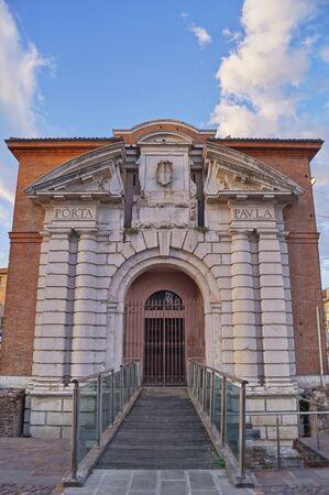 ferrara: Porta Paola, Ferrara, Italy