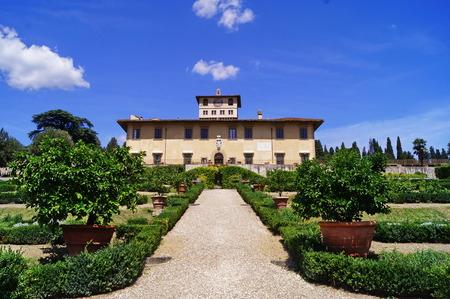Villa Petraia, Florence, Italy