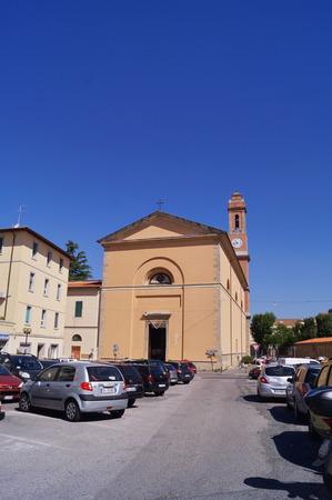 Saint Andrew church, Livorno, Tuscany, Italy