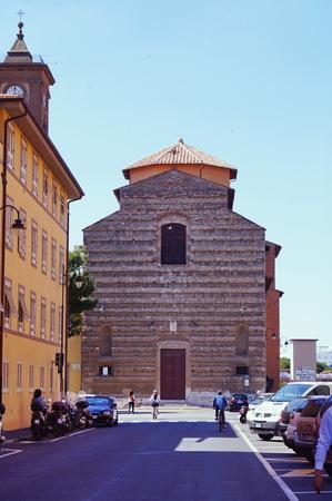 San Ferdinando church, Livorno, Tuscany, Italy