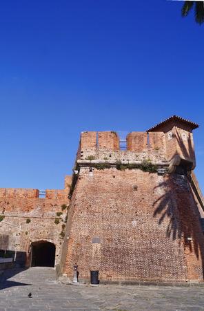 New fortress, Livorno, Tuscany, Italy