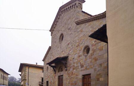 San Lorenzo church, Borgo San Lorenzo, Tuscany, Italy