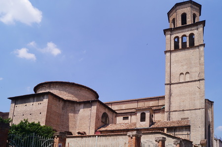 Convent of St. Francis of the Conventual Friars, Parma, Italy
