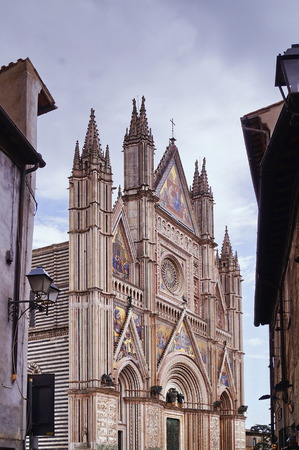 Cathedral of Orvieto, Italy