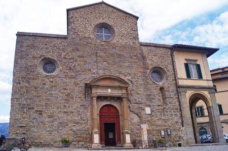 Cathedral of Cortona, Tuscany, Italy