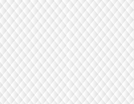 White diamond shaped pattern background