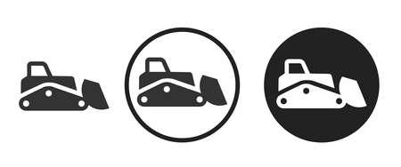 loader Icons set vector illustration