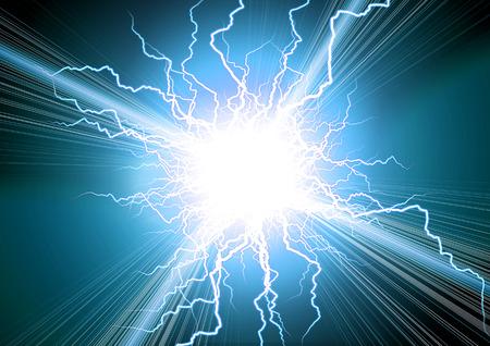 Lightning Explosion