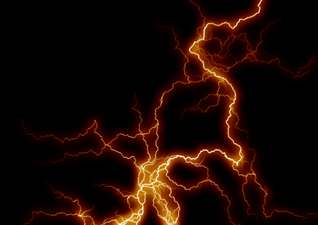 Lightning  Thunder  explosion