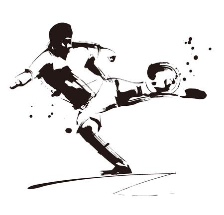 Football anthem Çizim