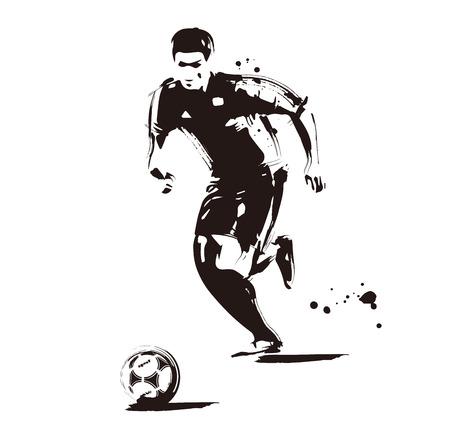 Football anthem  イラスト・ベクター素材