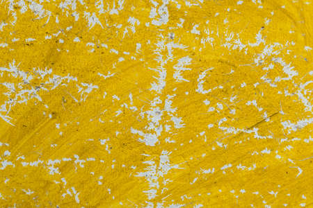 concrete: Yellow grunge concrete wall