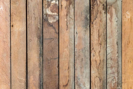 wood panel: Old brown wooden wall Stock Photo