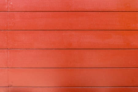 red wall: Red wooden wall background