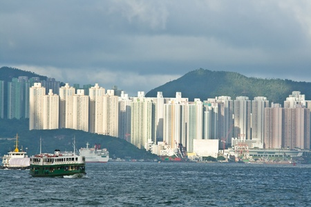 Hong Kong habour photo