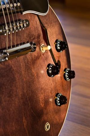 e guitar: Semi hollow body guitar model es 335