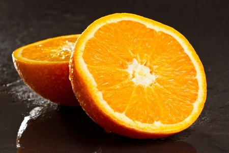 Navel orange, a kind of no seed orange