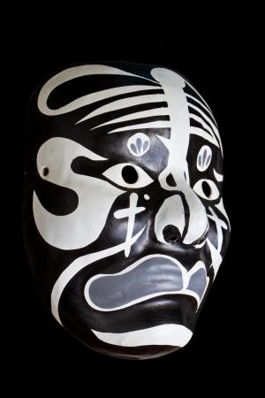 Chinese opera s mask photo