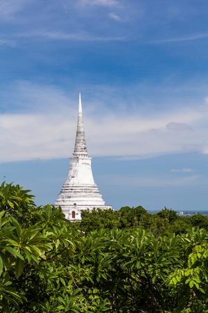 Khao Wang and Phra Nakhon Khiri palace at phetchaburi province,Thailand palace at phetchaburi province,Thailand