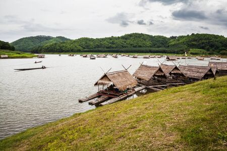 huay: Huay Krating at Leoi, lake in northeast of Thailand