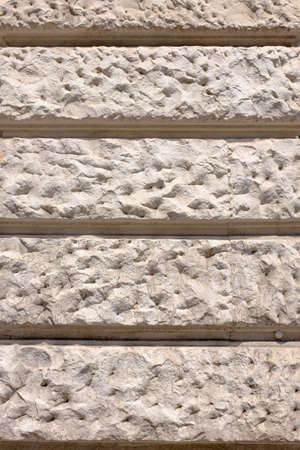 Stone texture of italy building wall