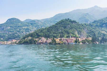 Small village of Varenna, Lake Como, Italy