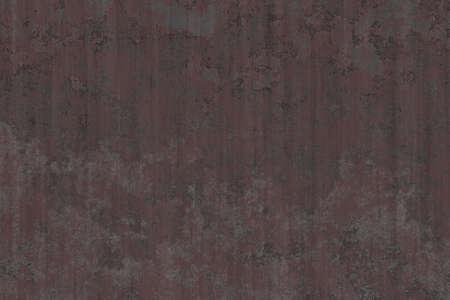 Rusty burnt iron and steel texture background Foto de archivo