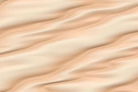 WRINKLED FABRIC WAVE Фото со стока